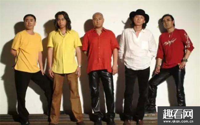中国最经典的十支乐队 beyond乐队是经典中的经典