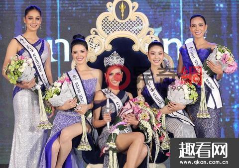 2020年泰国小姐选美结果新鲜出炉 27岁学生斩获第52届泰国小姐头衔2020年泰国